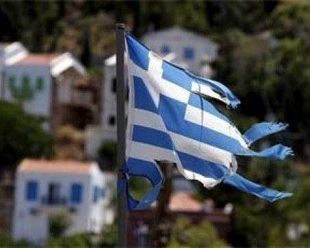 Ураганен вятър удари Северна Гърция