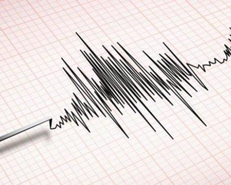 Силно земетресение разклати остров Крит