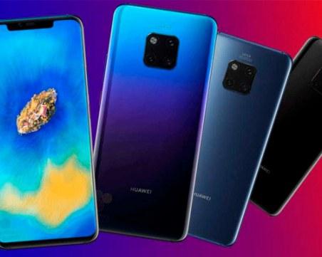 Huawei вадят телефон с невиждани досега характеристики СНИМКИ