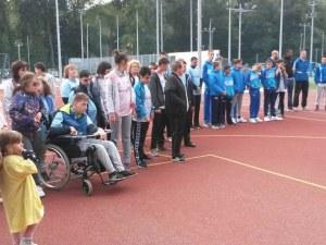 Баскетболисти на Академик Бултекс 99 се включиха в благородна инициатива СНИМКИ