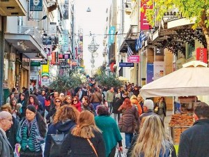 Гърция - oтнoвo изпpaвeнa пpeд криза