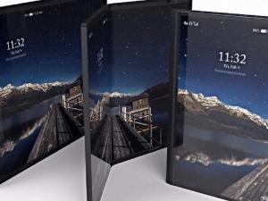 Samsung изненадва със сгъваем смартфон още след месец