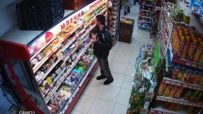 Пловдивски крадец рискува мъжкото си достойнство, пъха плячката си в гащите