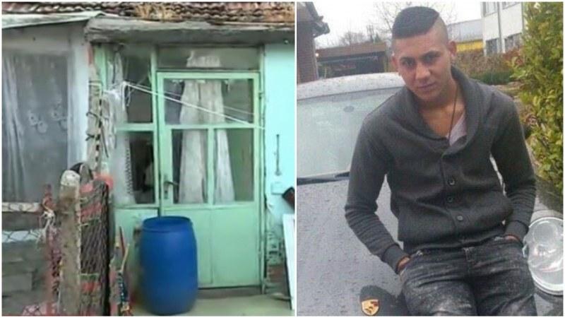 Ето как изглежда къщата на Северин, арестуван за зверското убийство