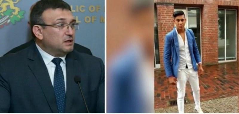 Младен Маринов: Намерен е ДНК материал от Северин върху тялото на Виктория