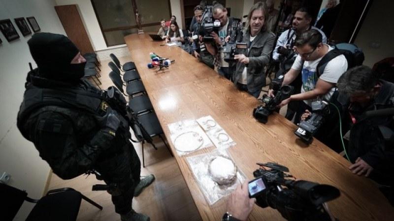 Престъпна група пробвала да продаде златно съкровище за 2 милиона евро СНИМКИ