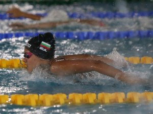 Пловдивчанка на полуфинал на олимпиадата