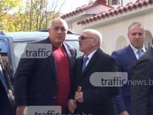Бойко Борисов инспектира днес пътя Пловдив-Асеновград