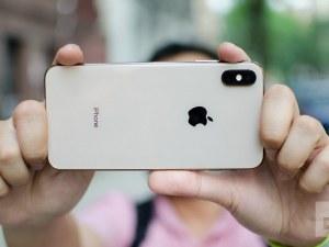 Оправят някои от проблемите на iPhone XS със софтуерен ъпдейт