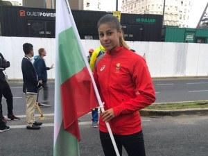 Отлична Алекс Начева поведе на олимпиадата