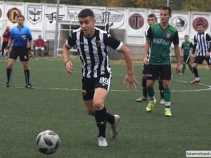 4 гола и 6 греди за юношите на Локо срещу Ботев