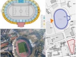 """Откриват стадион """"Пловдив"""" с 15 млн. лева, строят многоетажен паркинг за 1000 коли до него"""