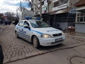 Отново екшън в Столипиново! Мъж наръга свой съсед