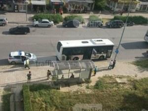 Почина пенсионерката, прегазена от автобус в Пловдив