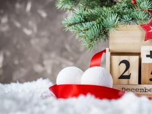 Почиваме пет дни за Коледа, на 31 декември - работим