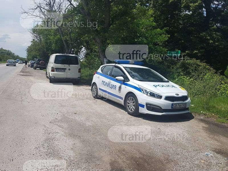 "Жена качи стопаджии край Пловдив, те й се ""отблагодариха"" с обир"