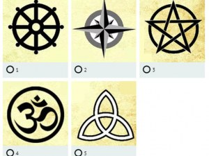 Бърз тест с древни символи разкрива бъдещето!