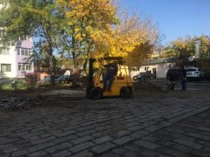 Изграждат нов паркинг за 69 автомобила в Кършияка