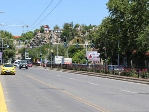 Нова пътна блокада в центъра на Пловдив от днес