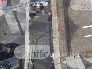 Пациент скочи от Хирургиите в Пловдив СНИМКИ