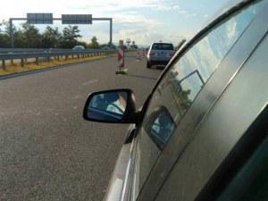 Ремонт и ограничения на скоростта на магистралата край Пловдив