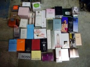 Над 7000 фалшиви парфюма задържаха митнически служители