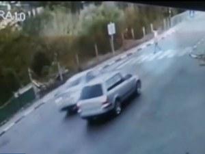 Парична гаранция за шофьора, блъснал момче на пешеходна пътека ВИДЕО