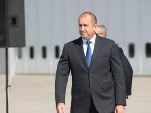 Президентът Румен Радев наложи десето вето