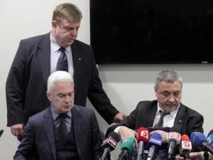 Разцепление при патриотите - НФСБ скъса с Атака, ВМРО с опити да ги помири