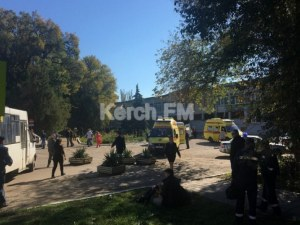 Убитите в Керч се увеличават! Има заподозрян за терористичния акт ВИДЕО+СНИМКА