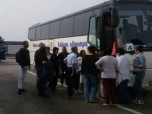 Български автобус катастрофира в Италия