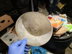 Спецполицаи разбиха нарколаборатория край Пазарджик, има задържани СНИМКИ