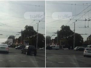 Трима пловдивски шофьори решиха, че са повече от останалите СНИМКИ