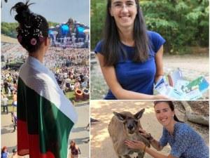 Диана, обиколила земното кълбо за 50 дни, идва в Пловдив! Разказва как в Бали спират дъжда с магия