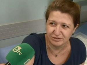 Жена на 47 години стана майка за пръв път