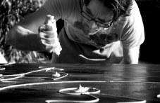 Белгийският скулптор, който остана в Пловдив: Използвам таланта си, за да направя света по-добър ВИДЕО и СНИМКИ