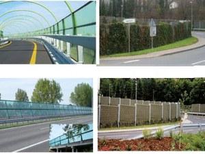 Пловдив тръгва на борба с шума! Изграждат противошумни бариери по булевардите