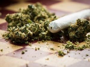 """Цигара с марихуана остана неизпушена, спипаха """"готвача"""""""