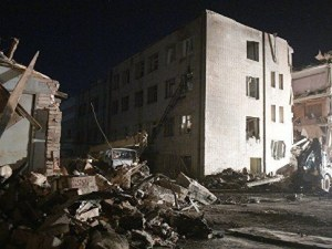 4-ма загинаха при врив в завод за пиротехника