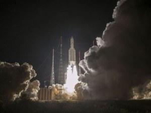 Последно преброяване! Стартира 7-годишната мисия до Меркурий ВИДЕО