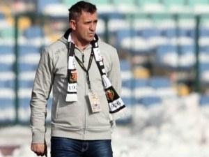 Акрапович: Жал ми е за българския футбол и футболистите ми