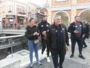 Фюри очарован от Пловдив, разгледа бижутата на града СНИМКИ+ВИДЕО, ОБНОВЕНА
