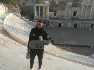 Хюи Фюри в Пловдив: Каквото и да ми поднесе Кубрат, ще се справя ВИДЕО
