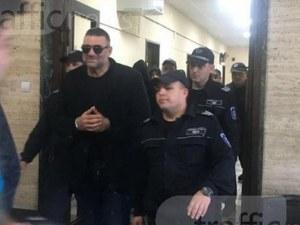 Присъда: 13 години затвор за Райфъла - усмивката му посърна! СНИМКИ+ВИДЕО