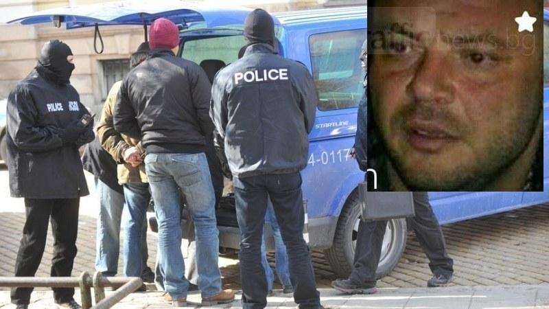 Шефкена се заключил в колата на Голямоконарско, опитал се да избяга