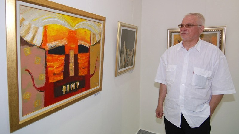 Прощаваме се с Димитър Кирчев с изложба