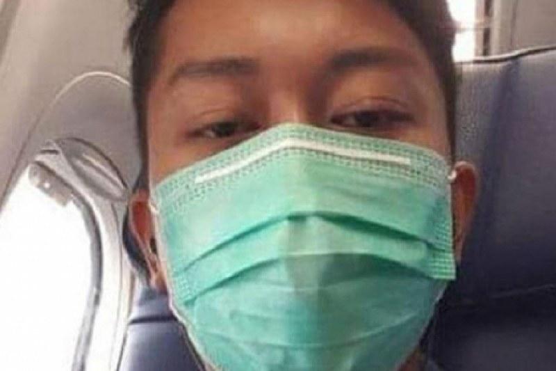 c5f70691a4a Пътник от падналия самолет изпратил селфи на жена си минути преди трагедията