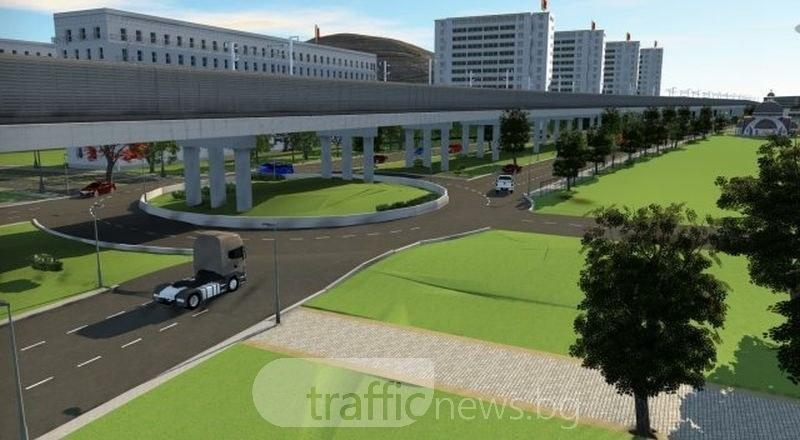 """Проектът за вдигането на жп линиите в Пловдив на """"stand by"""" за 180 млн. лева"""