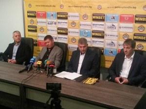 Самуилов: През 2020 година Ботев ще играе на Колежа ВИДЕО