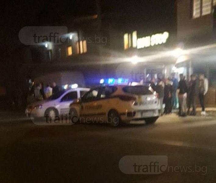 Кола помете момче в Столипиново и избяга! Десетки роми са на улицата СНИМКИ